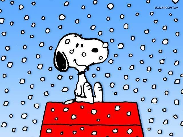 Snoopy Christmas Wallpapers HD Wallpapers Backgrounds 640x480