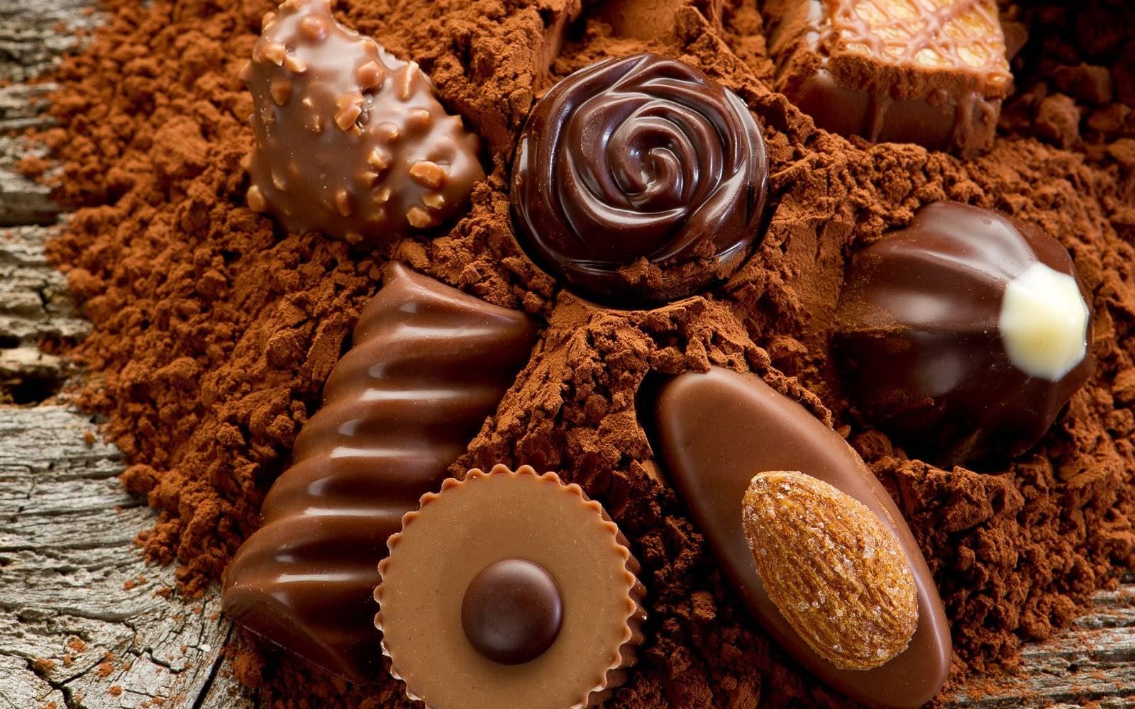 Best top desktop chocolate wallpapers hd chocolate wallpaper picture 1600x1000