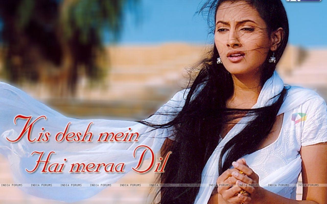 Gupta wallpaper from the show Kis Desh Mein Hai Meraa Dil   Wallpaper 1280x800