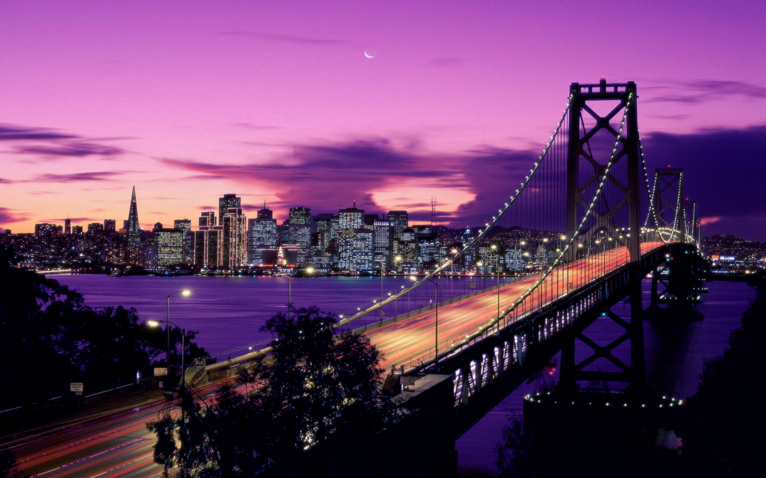 San Francisco HD desktop wallpaper Cities wallpapers 2560x1600