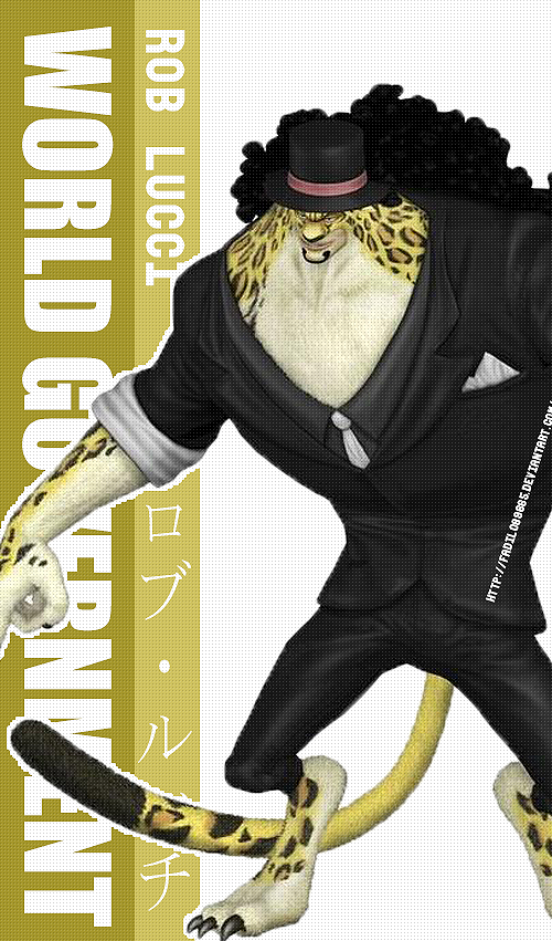 One Piece Wallpapers Mobile CP9 Rob Lucci by 500x851