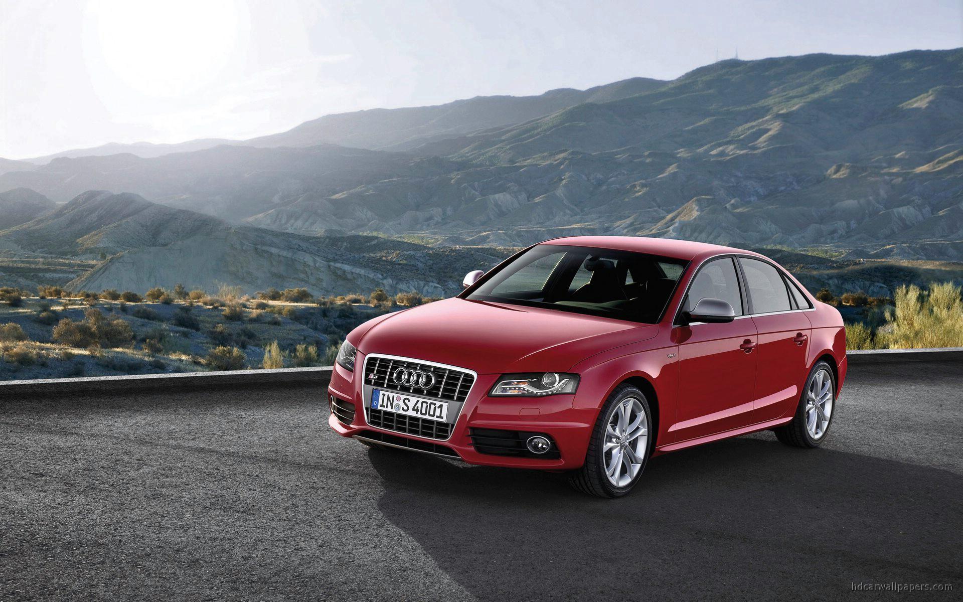 2009 Audi S4 Wallpaper HD Car Wallpapers 1920x1200