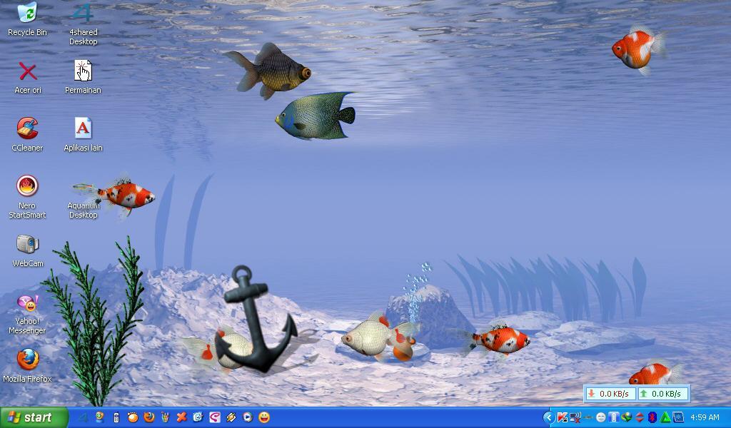 Cara Membuat Wallpaper Desktop Yang Bisa Gambar Bergerak Pictures 1024x600