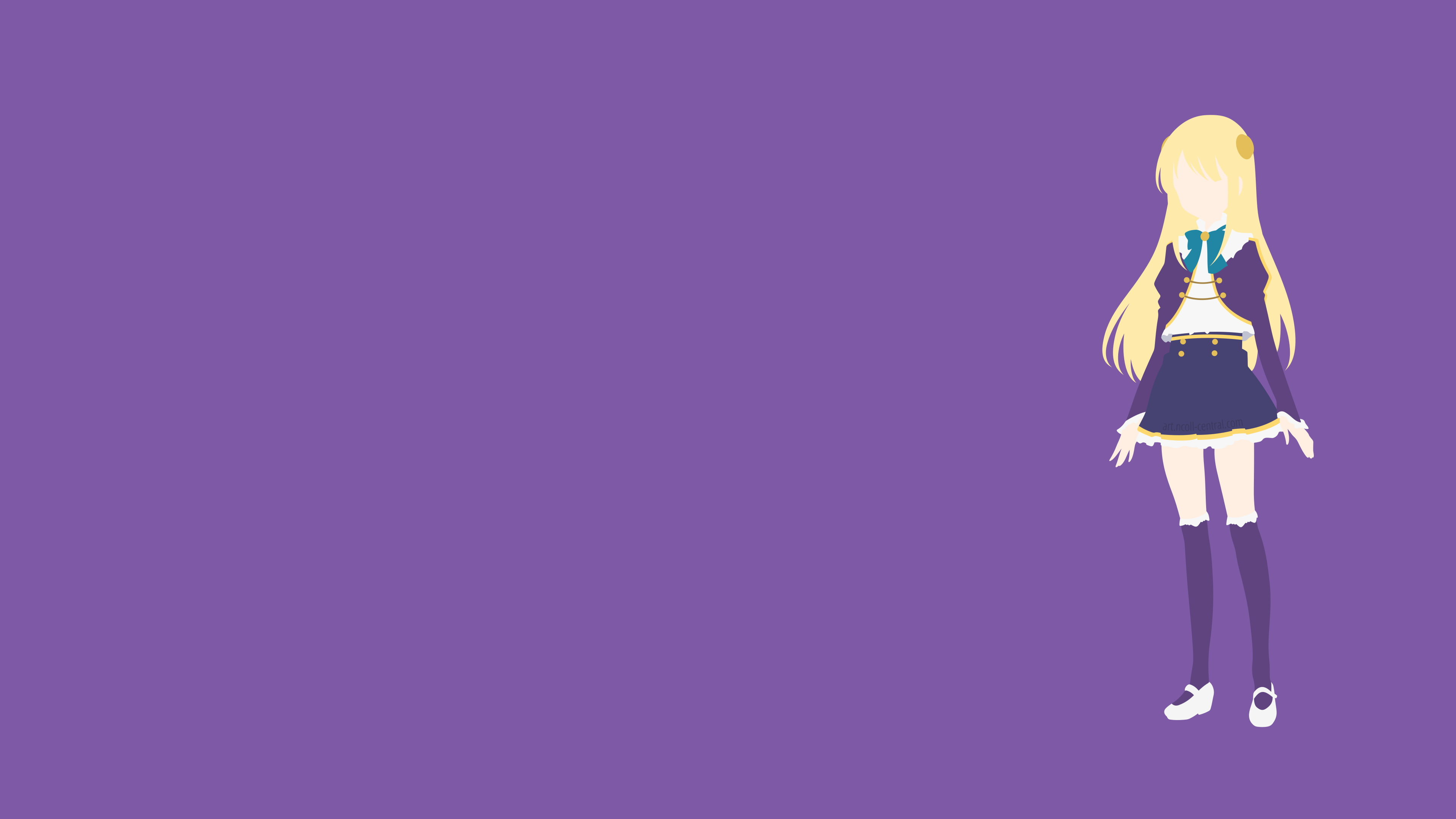 HD wallpaper Anime In Another World With My Smartphone Yumina 3840x2160