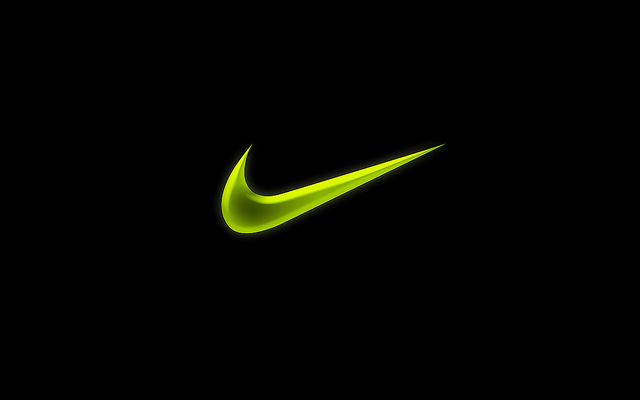 Green Black Nike Shoes Wallpaper For Pc cute Wallpapers 640x400