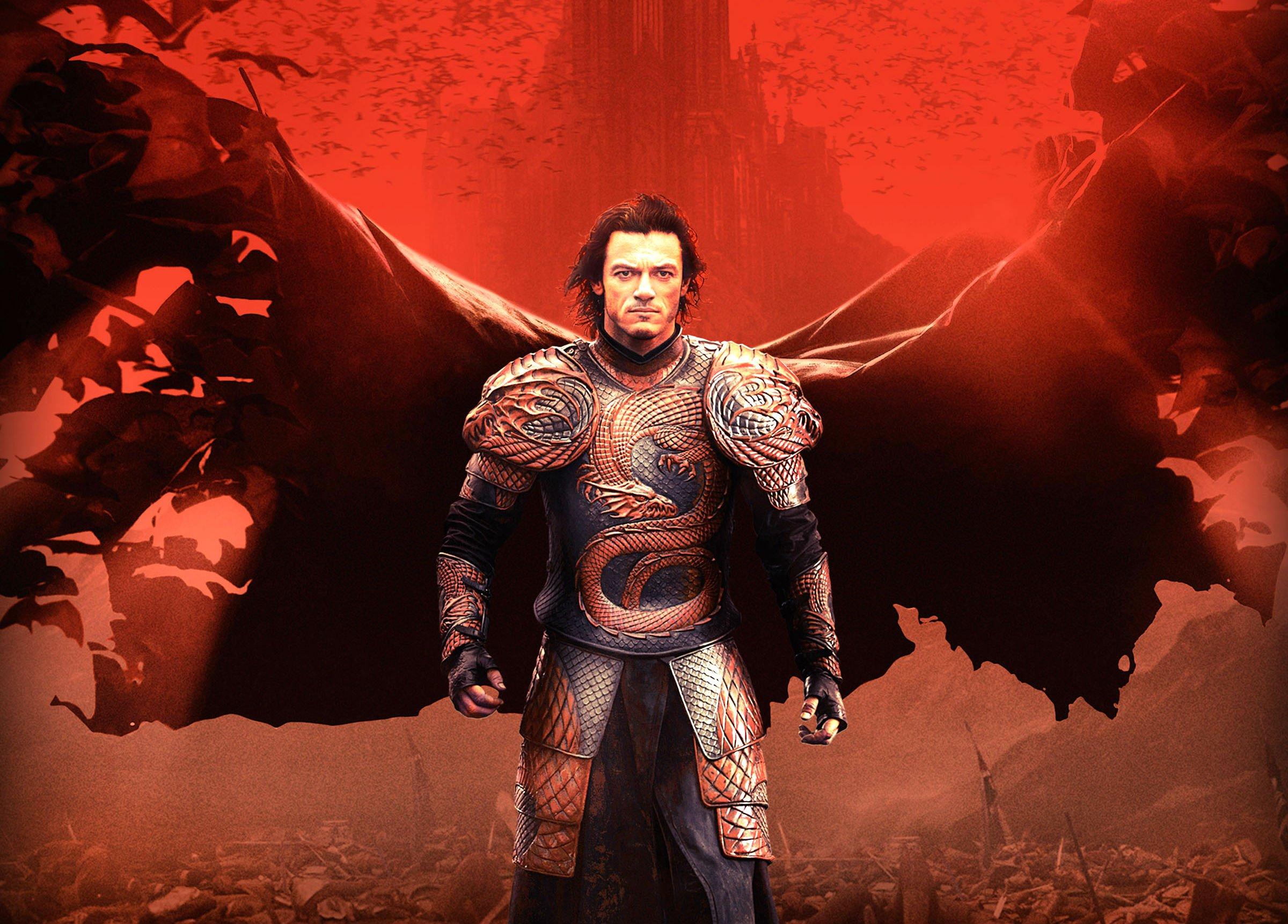 Free Download Dracula Untold Drama Fantasy Dark Vampire Horror
