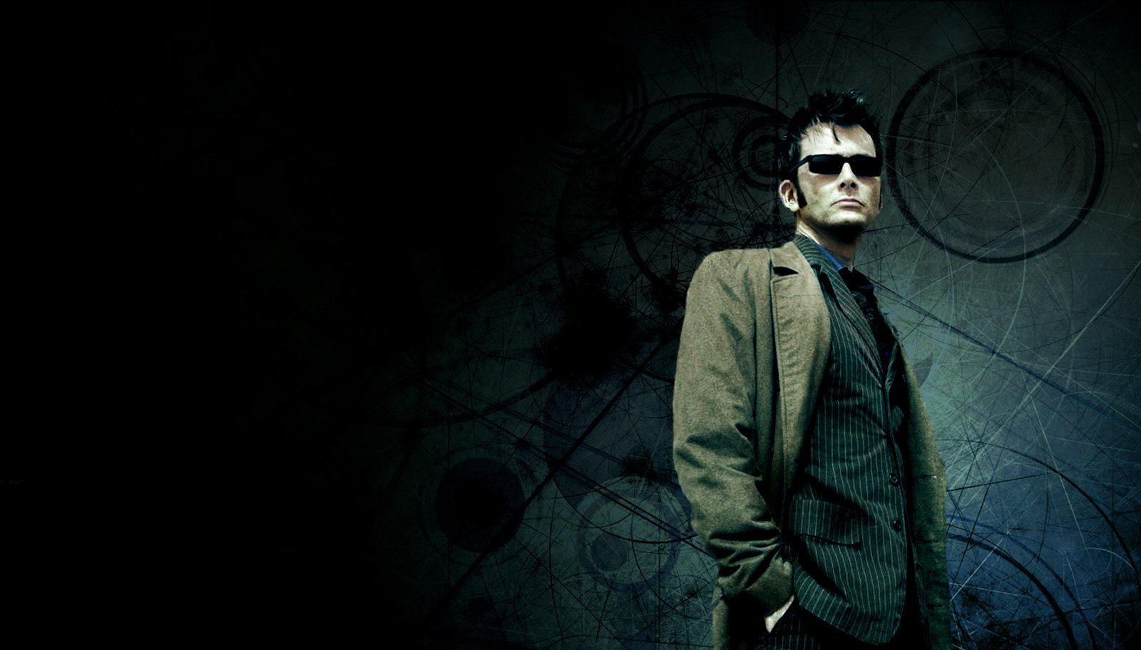 David Tennant Doctor Who HD Photo Wallpapers Desktop Wallpapers 1600x912