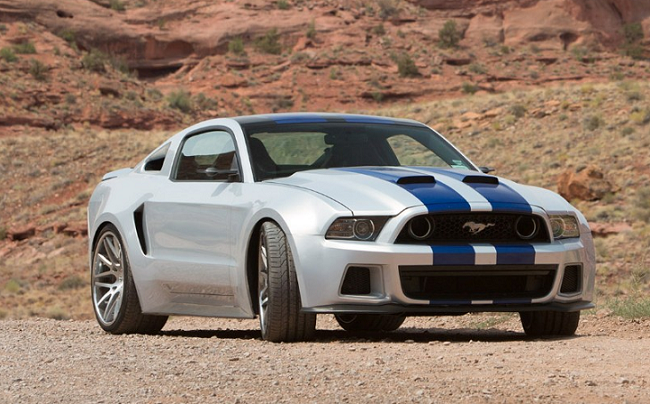 Need For Speed Movie Mustang Wallpaper Need for speed mustang 650x404
