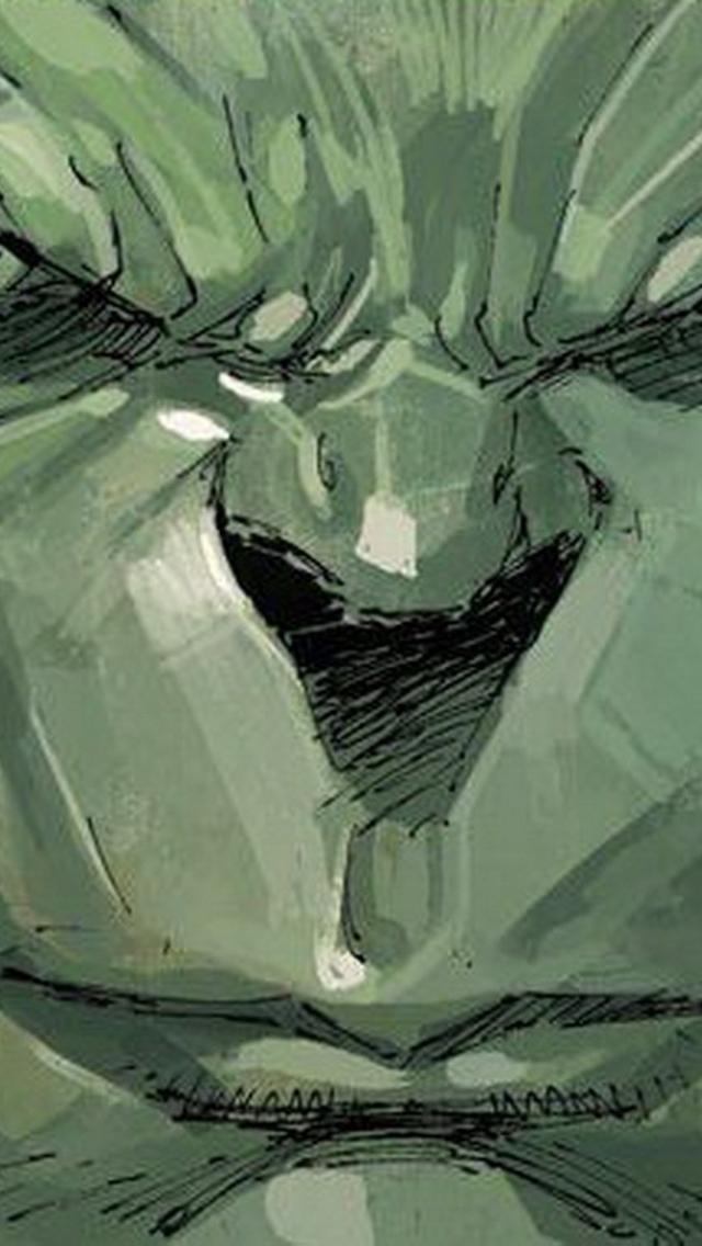 Incredible hulk marvel comics the wallpaper 89633 640x1136