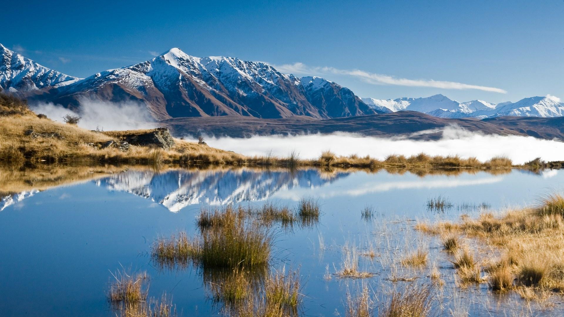 Car And Driver >> New Zealand Scenery Wallpaper - WallpaperSafari