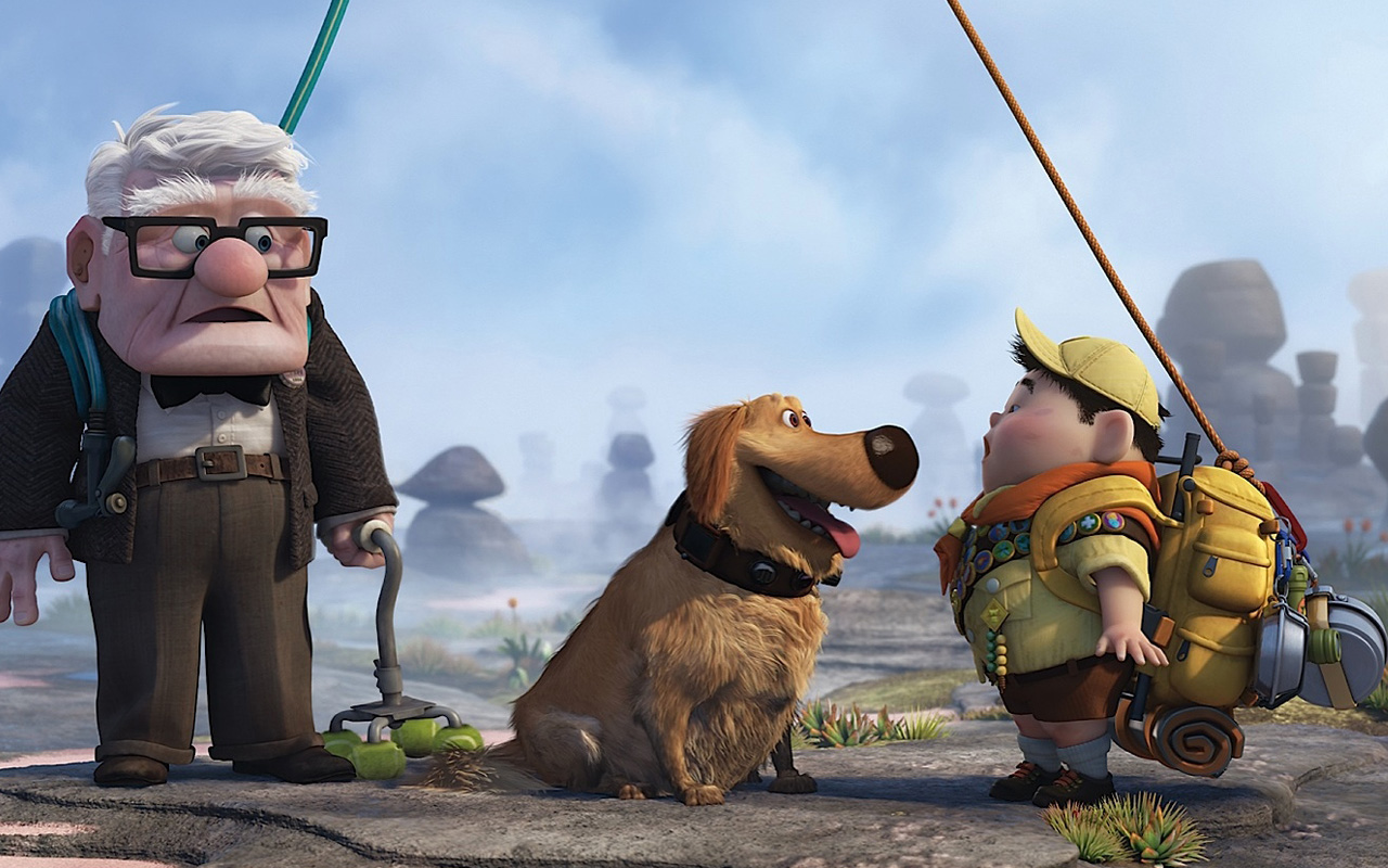 Pixars UP Movie Widescreen Wallpapers HD Wallpapers 1280x800