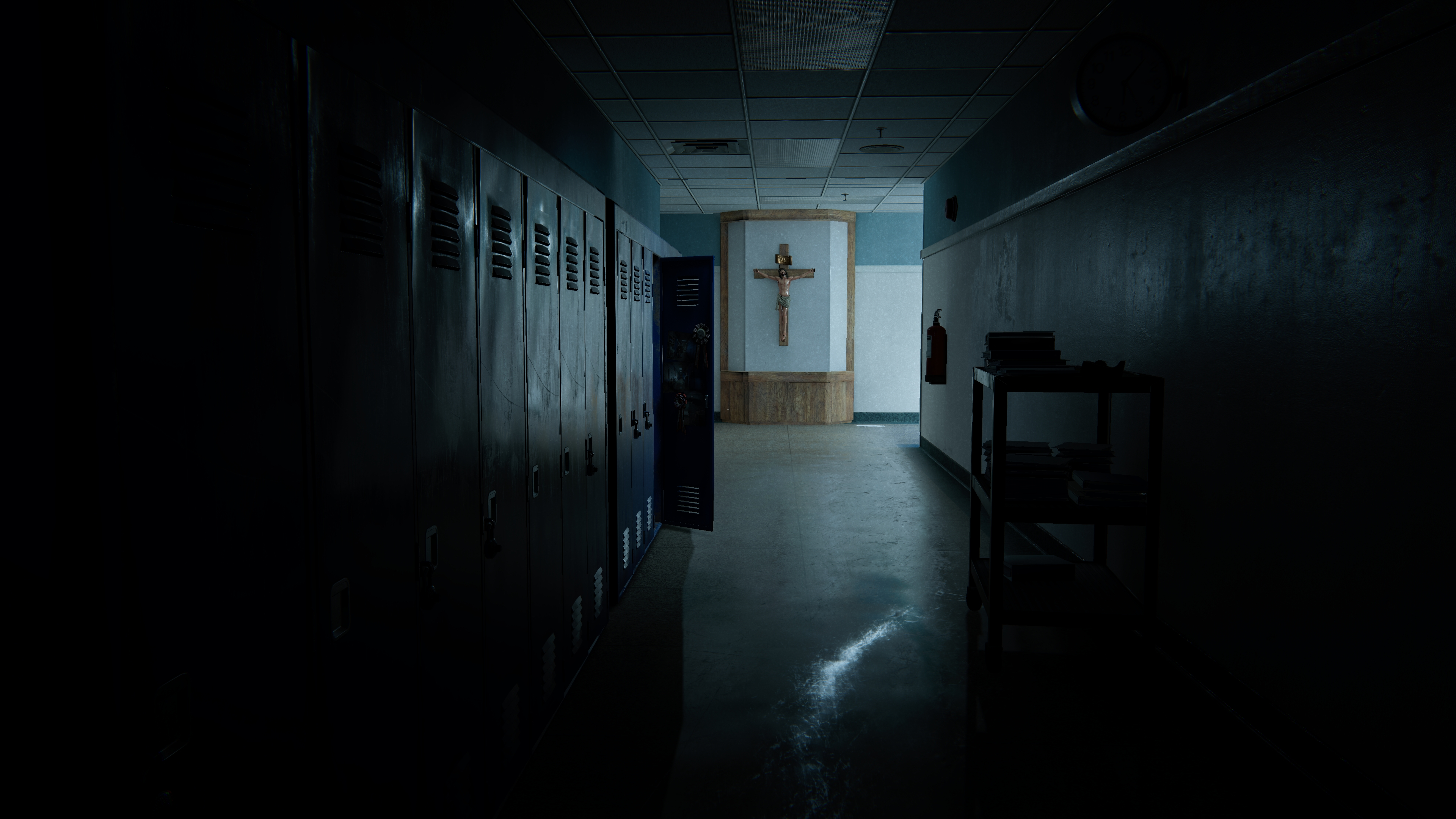 17 Outlast 2 HD Wallpapers Background Images 3840x2160