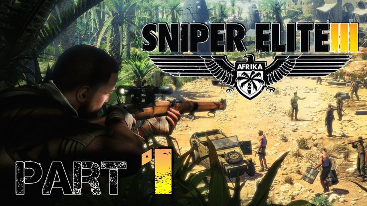 SNIPER ELITE III shooter military weapon gun tactical stealth 43 736x414