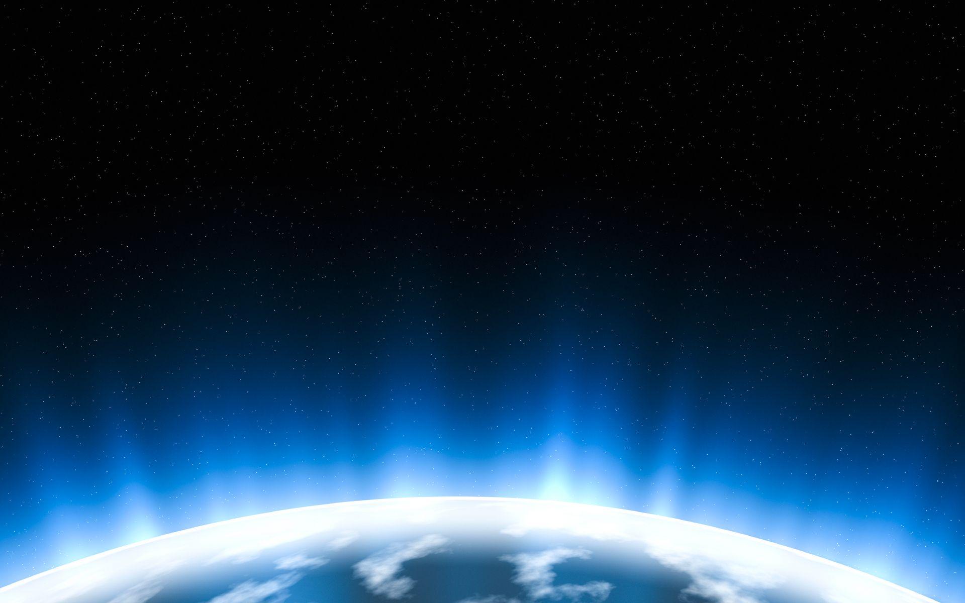 neon earth blue color earth neon 71043 1920x1200