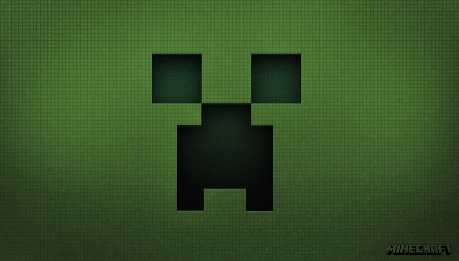 Creeper Minecraft Wallpaper 900x512
