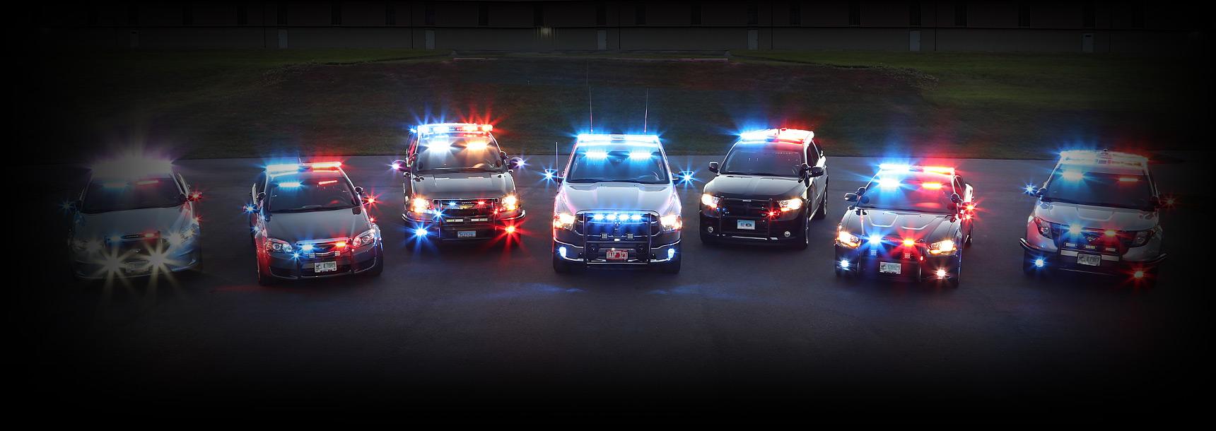Police Lights Background Slide background 1720x610
