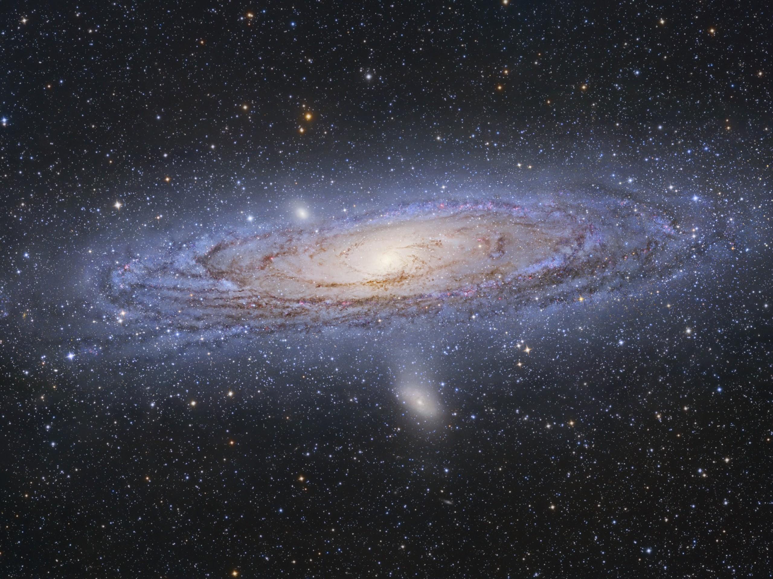 Andromeda Galaxy Wallpapers   HD Images New 2560x1920