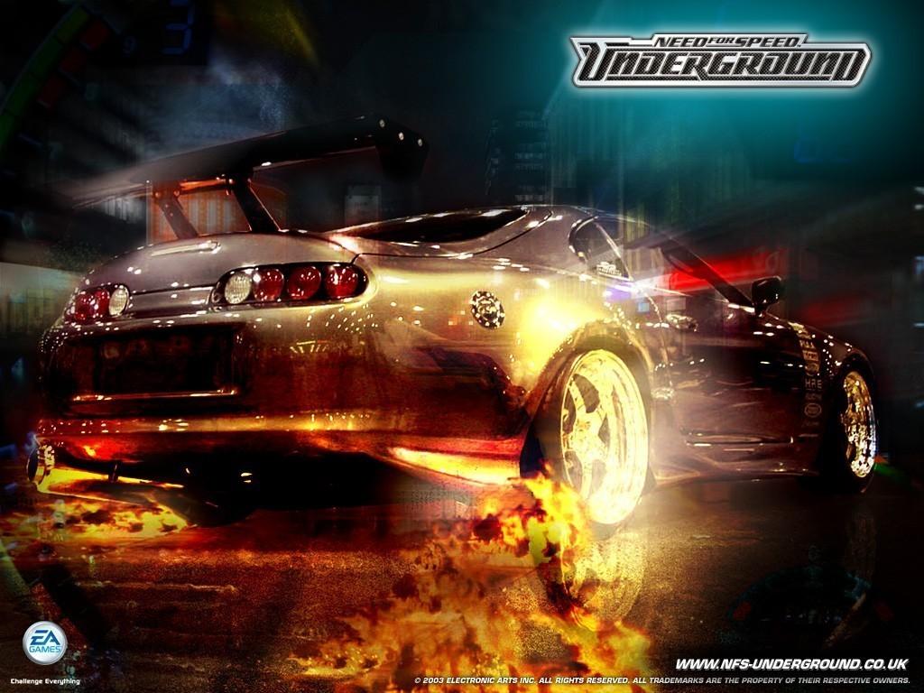 Hot Wheels   Need for Speed Underground 1024x768