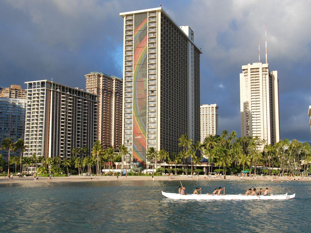 Hilton Hawaiian Village   The Lagoon Tower By HGVC   Full Resort 1024x768
