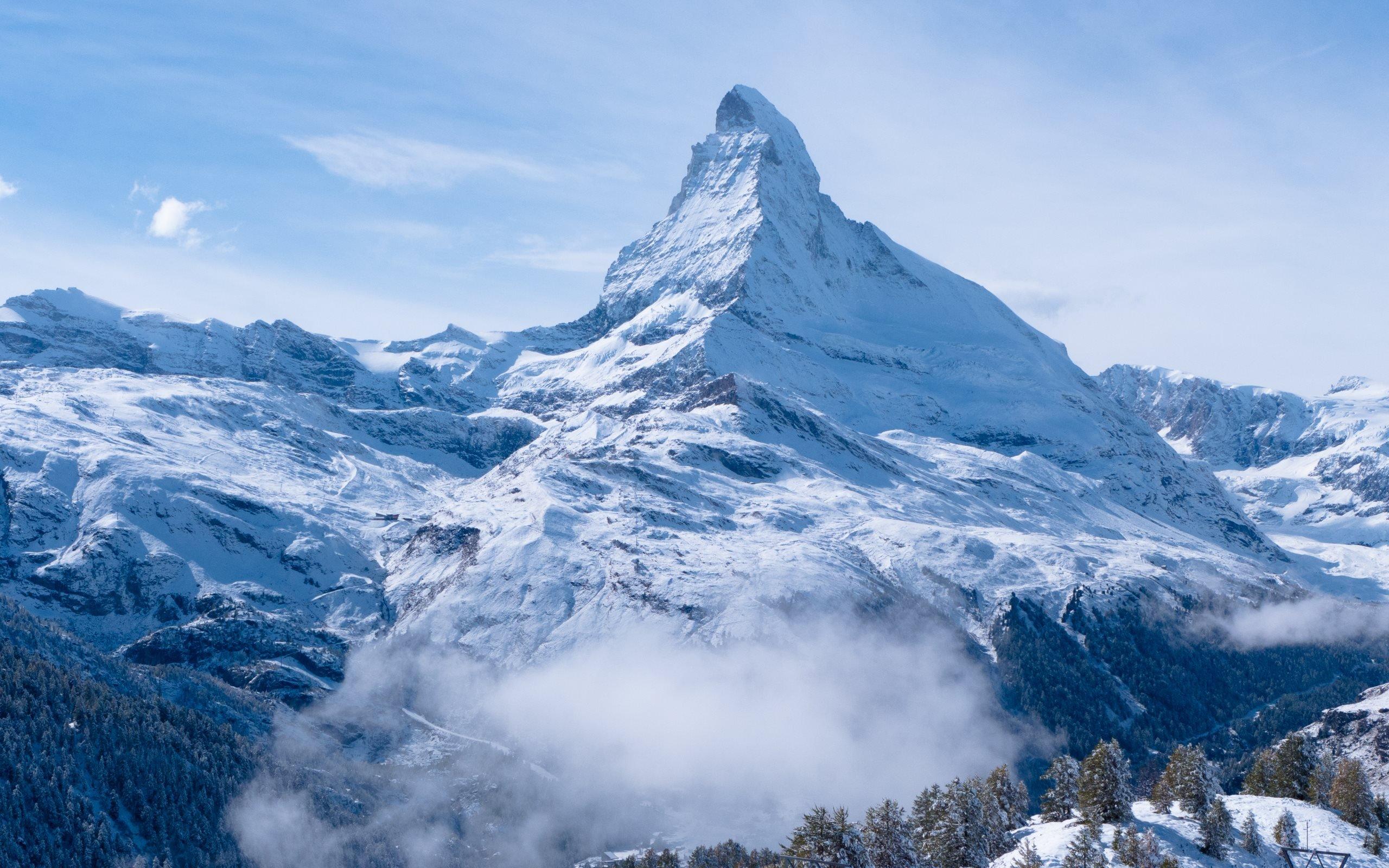 Swiss Alps Hd Wallpaper Wallpapersafari