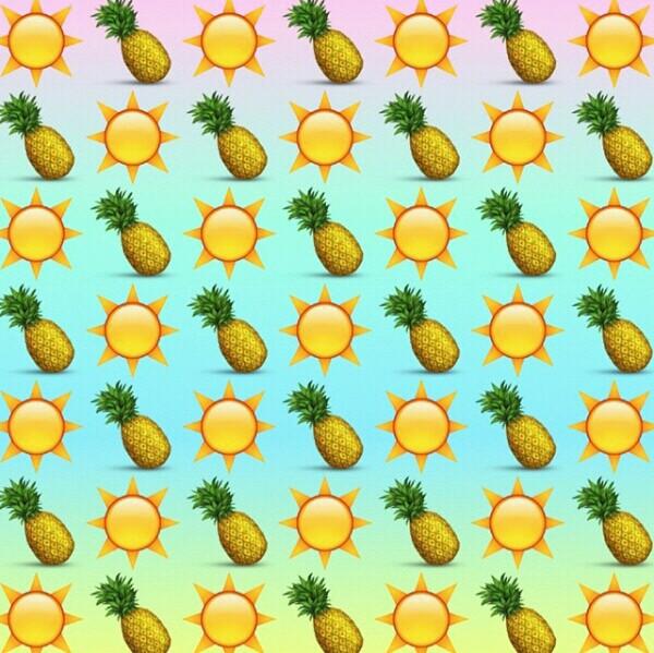 Cute Emoji Backgrounds KEY DECORATION 600x599