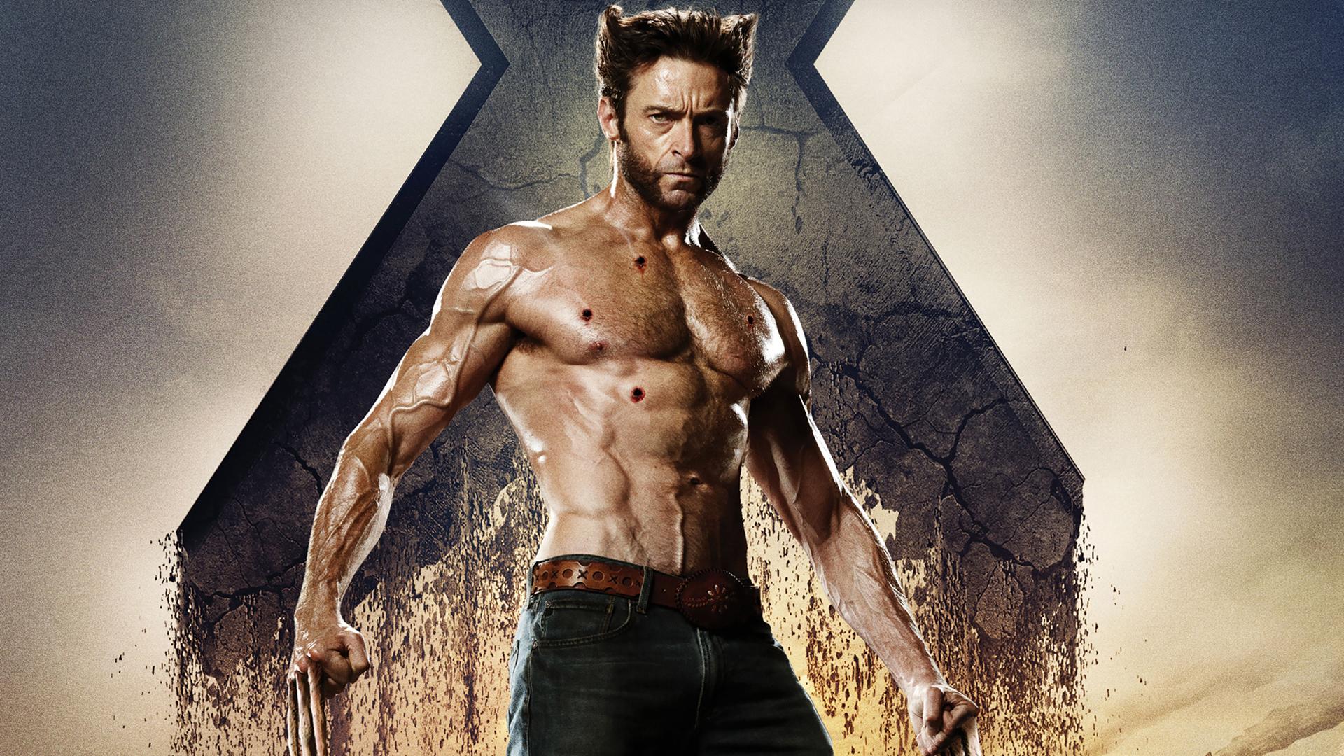 Wolverine X Men 2014 Movie Wallpaper HD 1920x1080