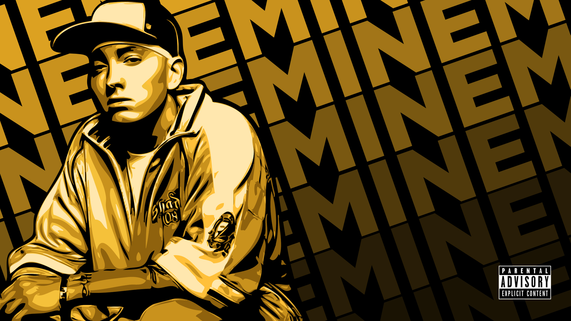 Eminem HD 19 Rap Wallpapers 1920x1080