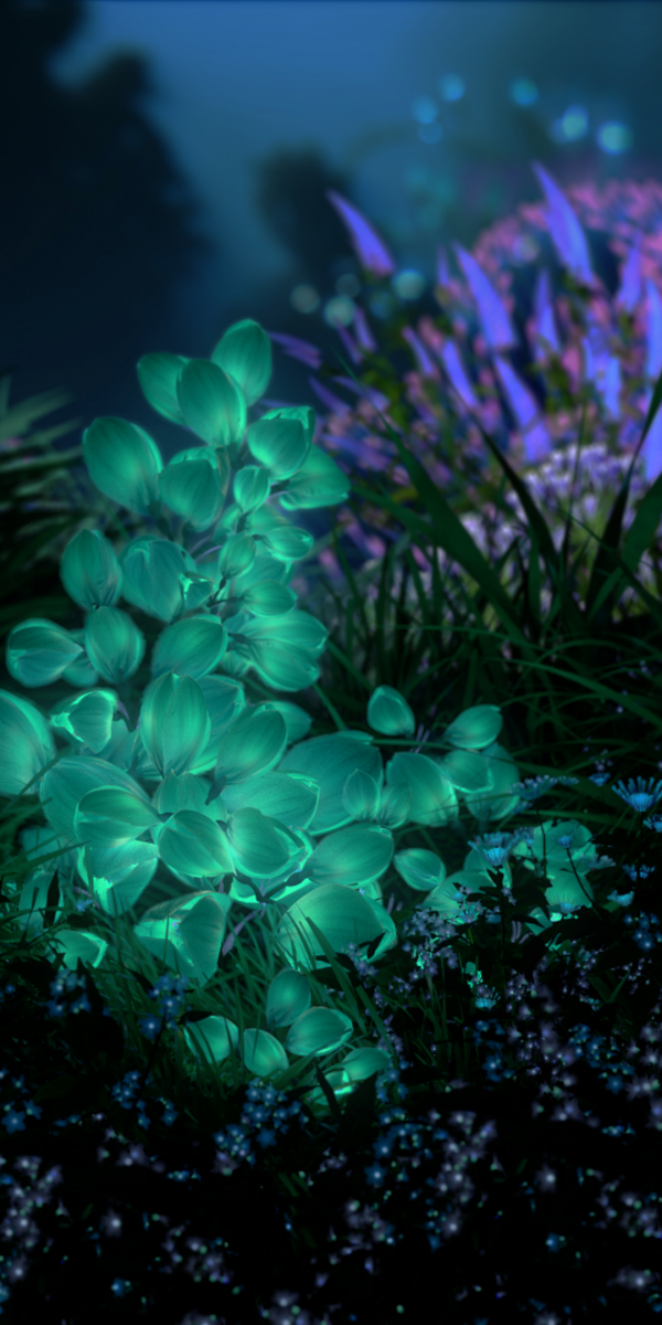 Download the Huawei P20 Stock Wallpapers Right Now 600x1200