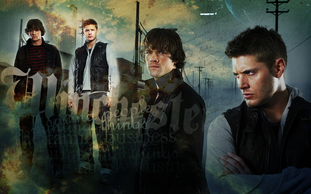 50 Sam And Dean Winchester Wallpaper On Wallpapersafari