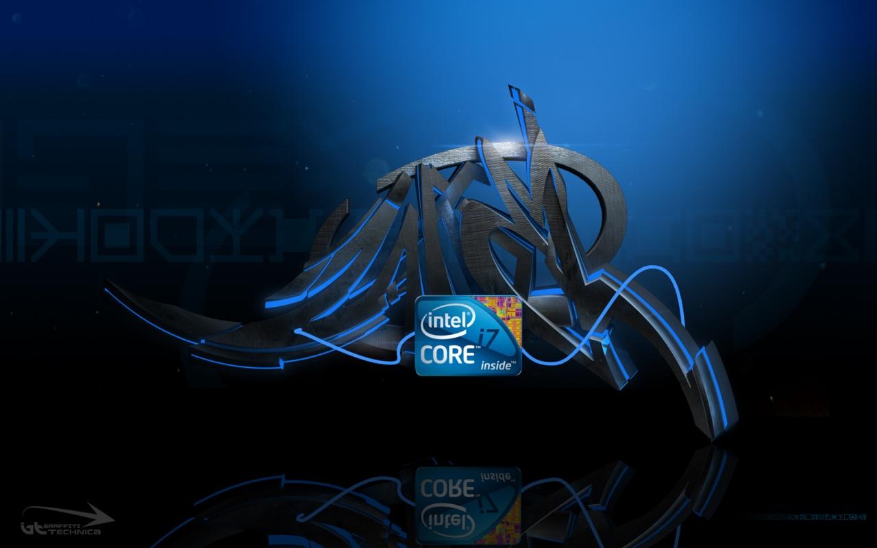 1280x800 Intel Core I7 wallpaper desktop wallpapers and stock photos 1280x800