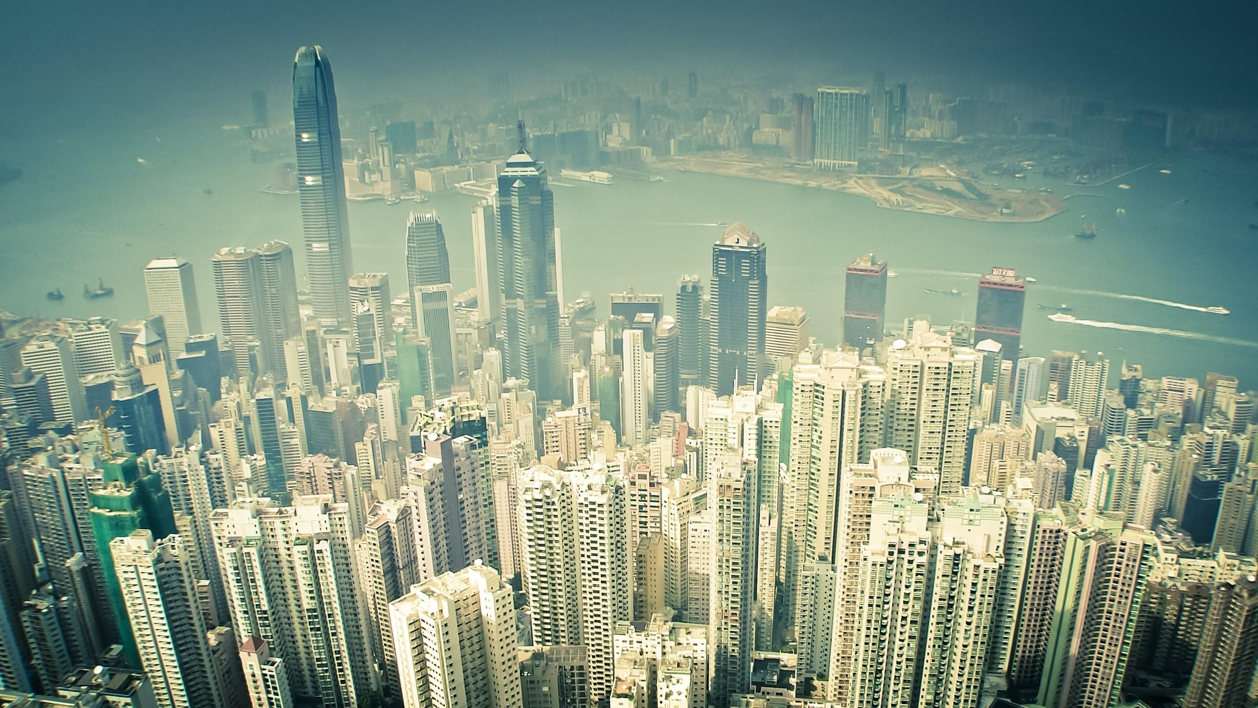 Hong Kong wallpaper   1099830 2560x1440