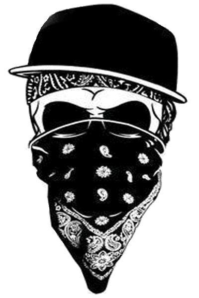 Group Of Gangsta Skull Wallpaper