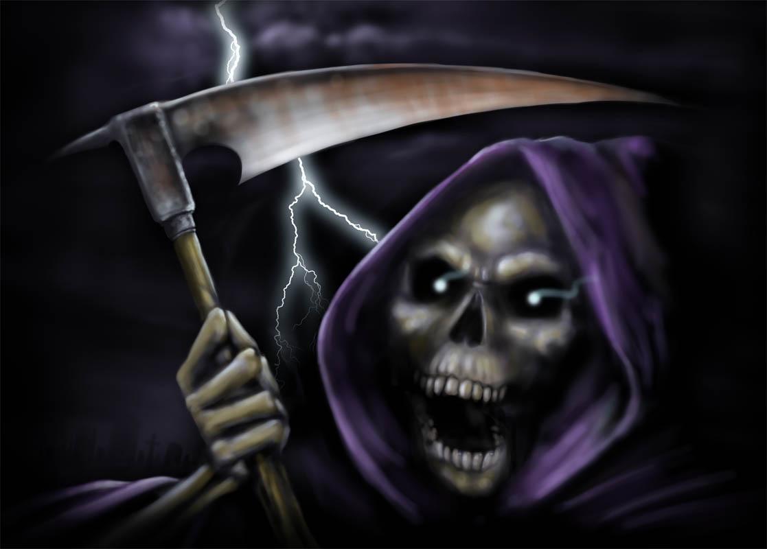 Halloween Wallpapers   mmw blog Grim Reaper Wallpapers 1117x800