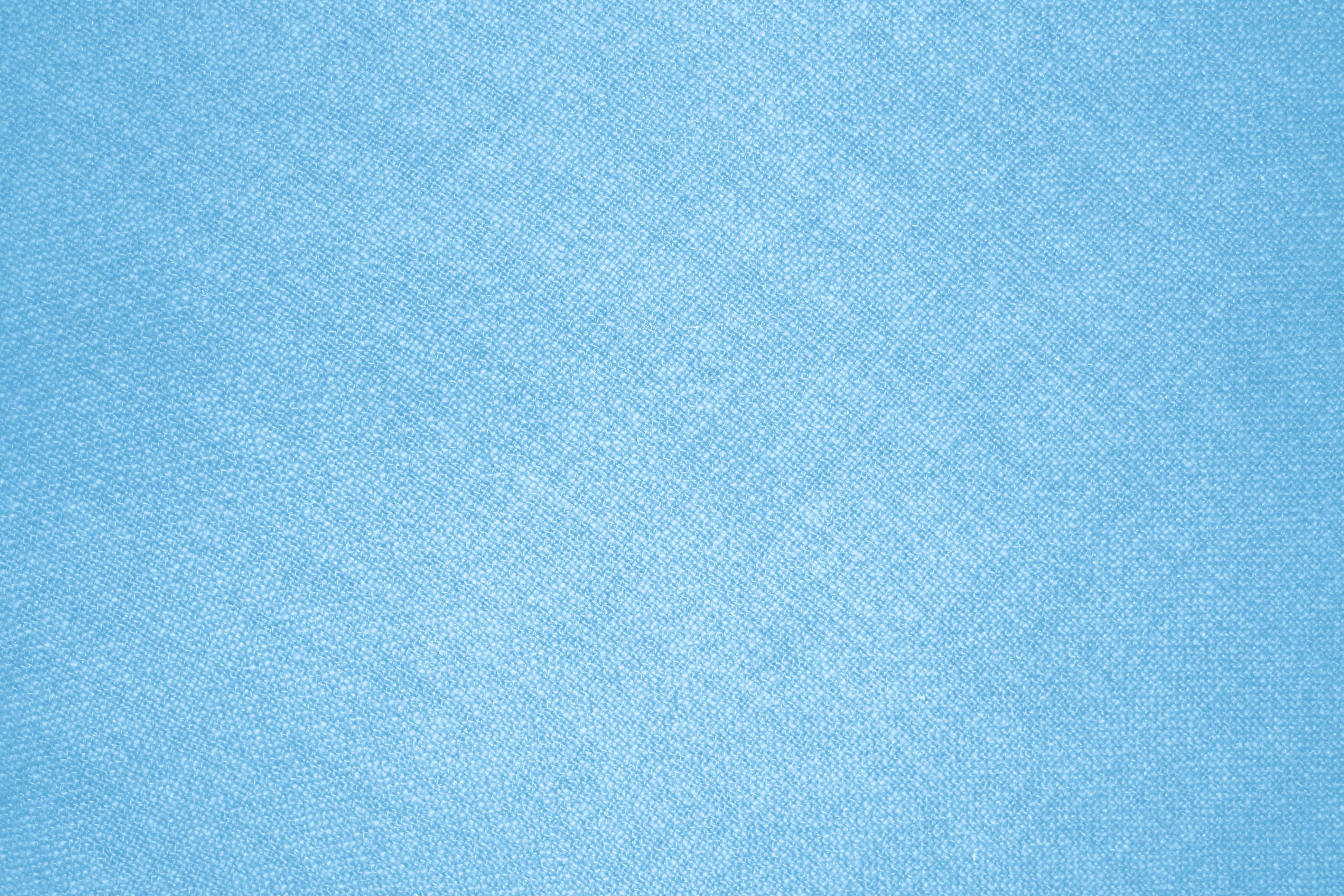 Baby Blue Fabric Texture Picture Photograph Photos Public 3888x2592