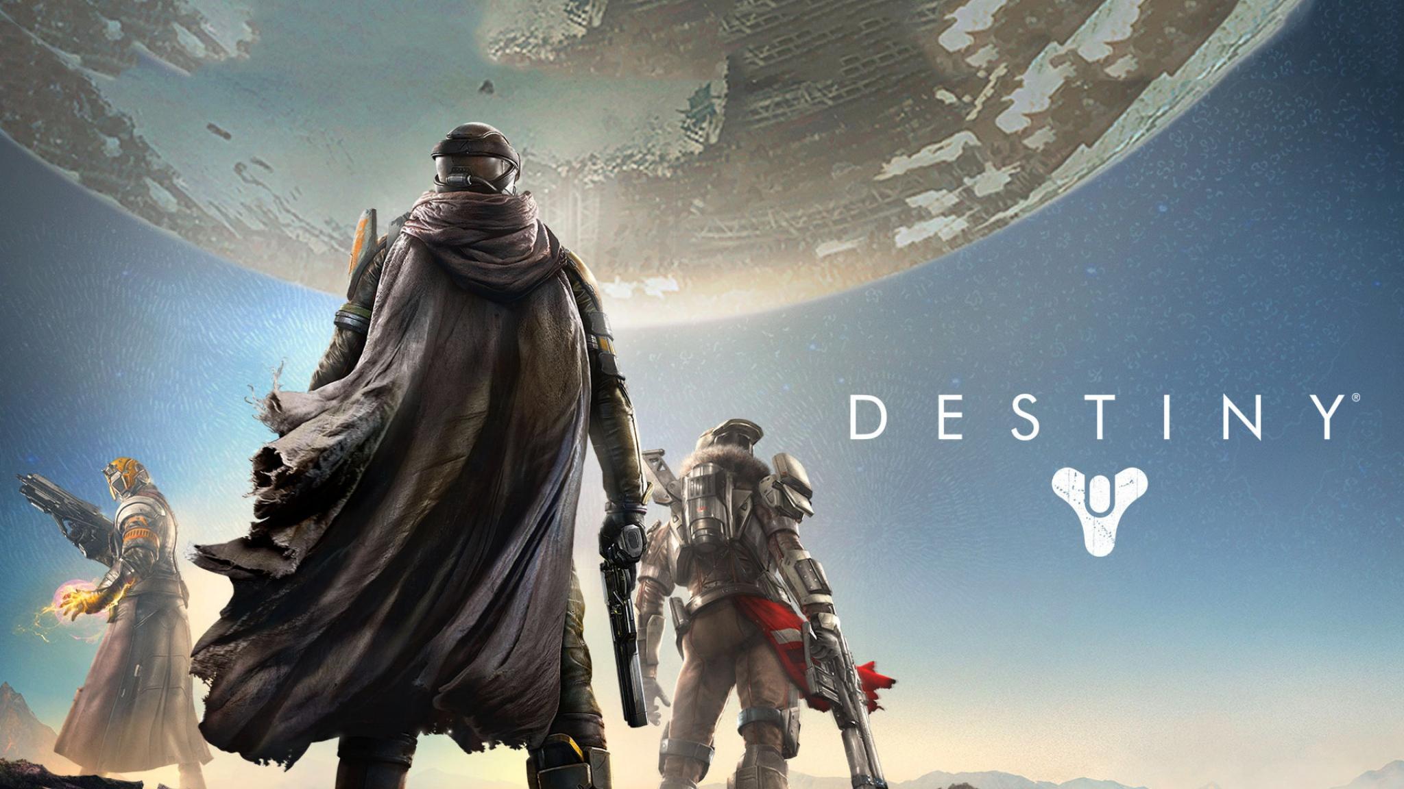 Download Wallpaper 2048x1152 destiny game 2014 HD HD Background 2048x1152