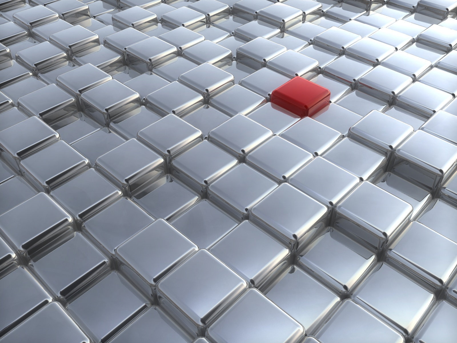 3D Cube Wallpapers wallpapers 2012 1600x1200