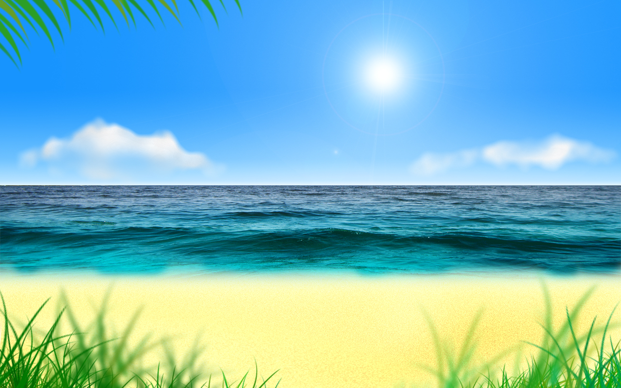 Tropical Background: Tropical Background Wallpaper
