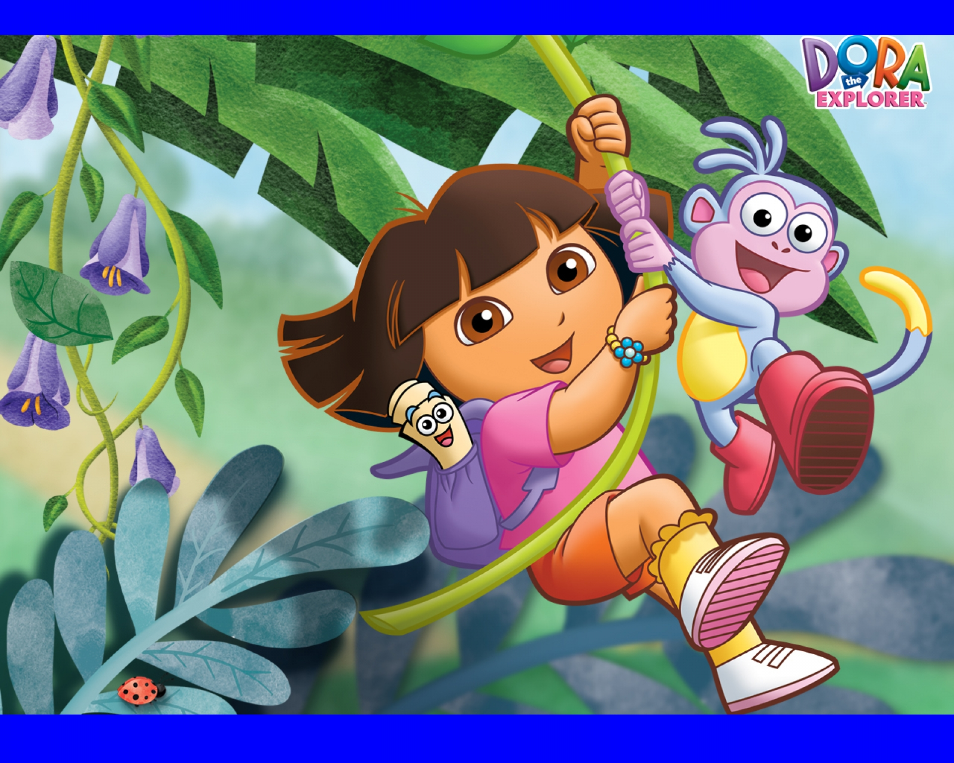 Dora the Explorer 3 wallpaper 1920x1536 184649 1920x1536