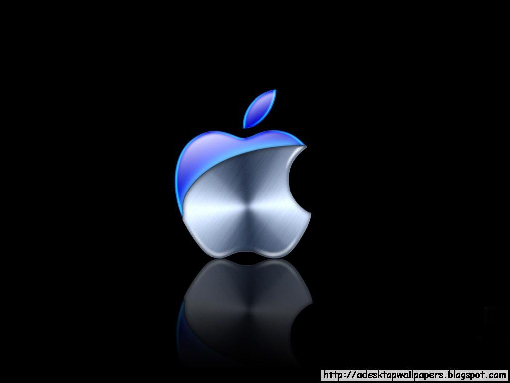 Mac Apple Logo Desktop Wallpapers 1024x768