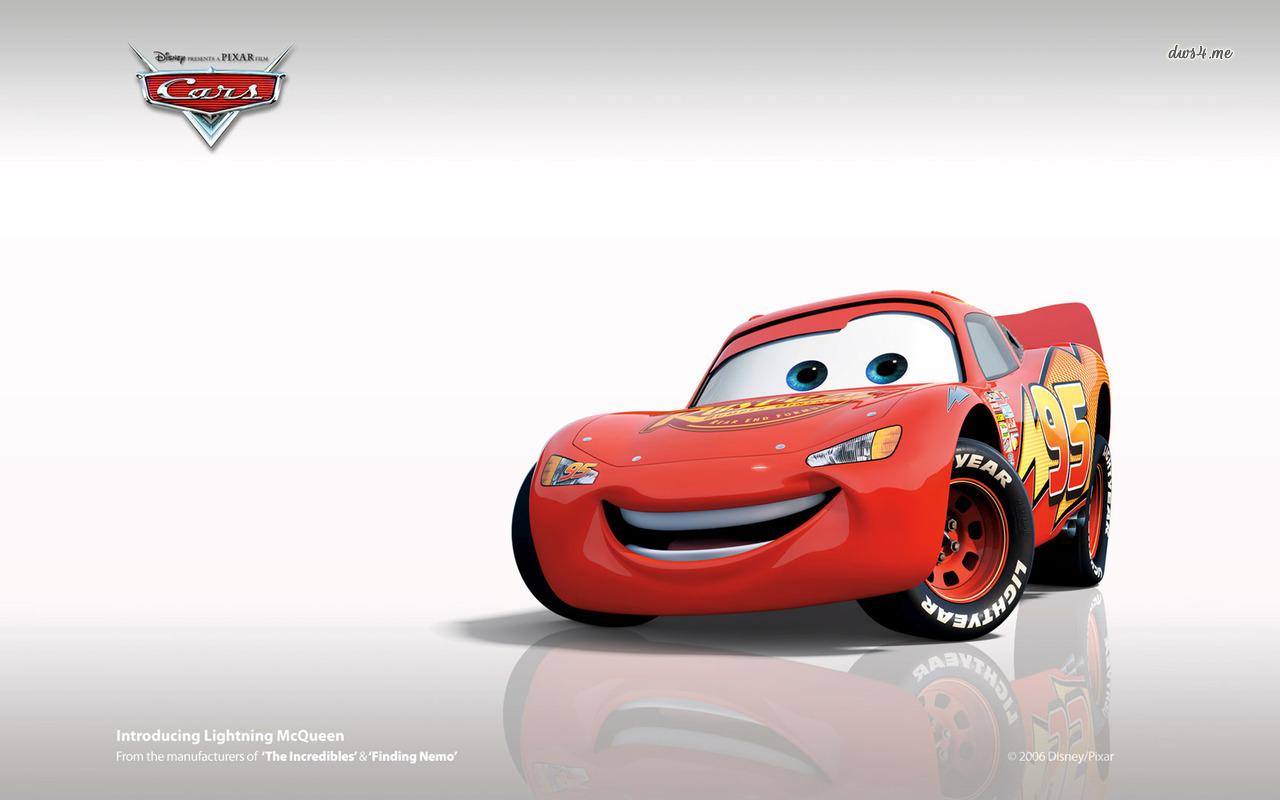 Lightning McQueen wallpaper   Cartoon wallpapers   508 1280x800