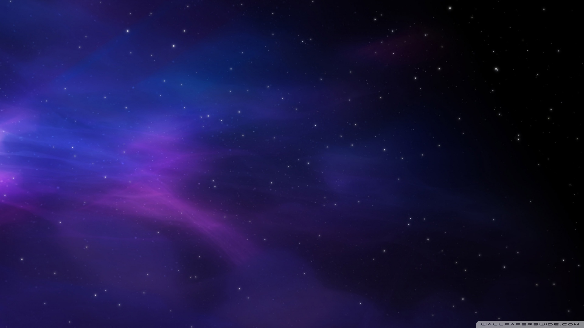 Space Colors Blue Purple Stars Wallpaper 1920x1080 Space Colors Blue 1920x1080