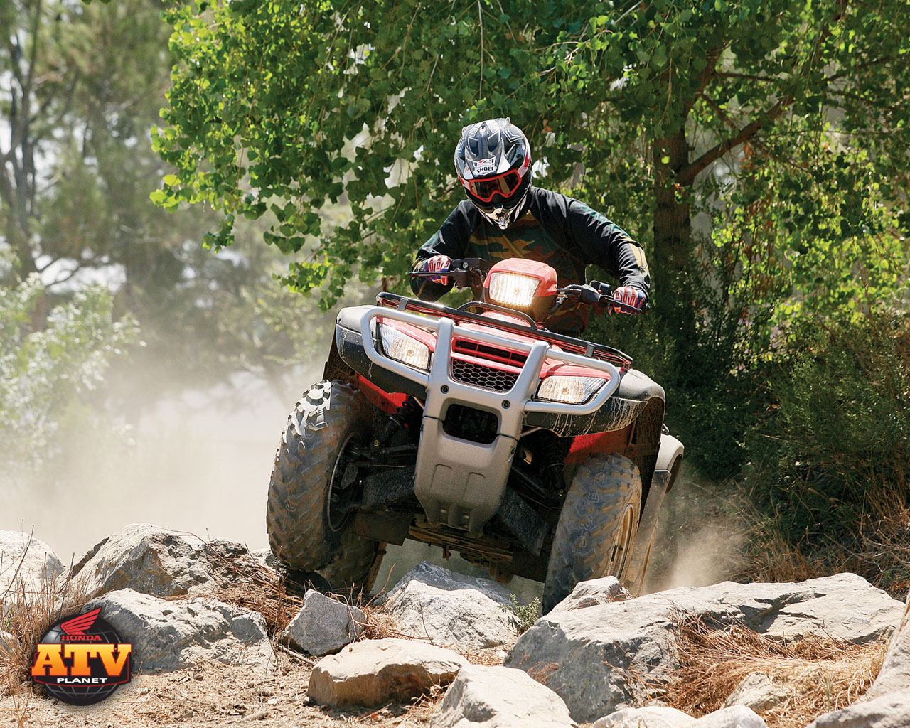 ATV Media Pictures Videos Sound Clips All Honda ATV Media 1280x1024