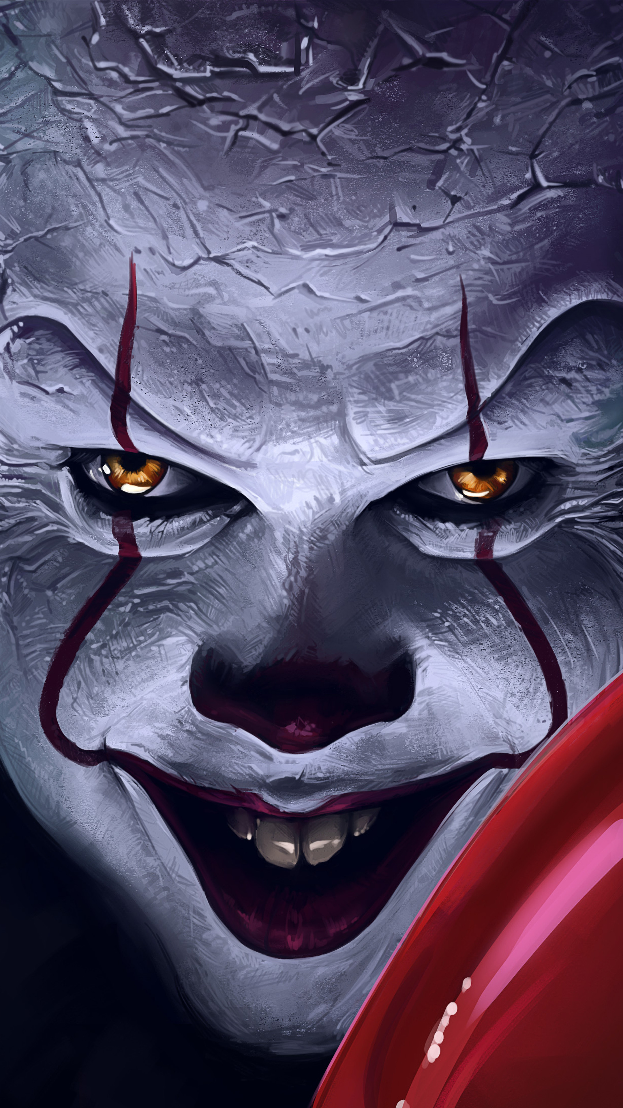 Free download It Chapter 2 Pennywise Balloons 8K Wallpaper ...