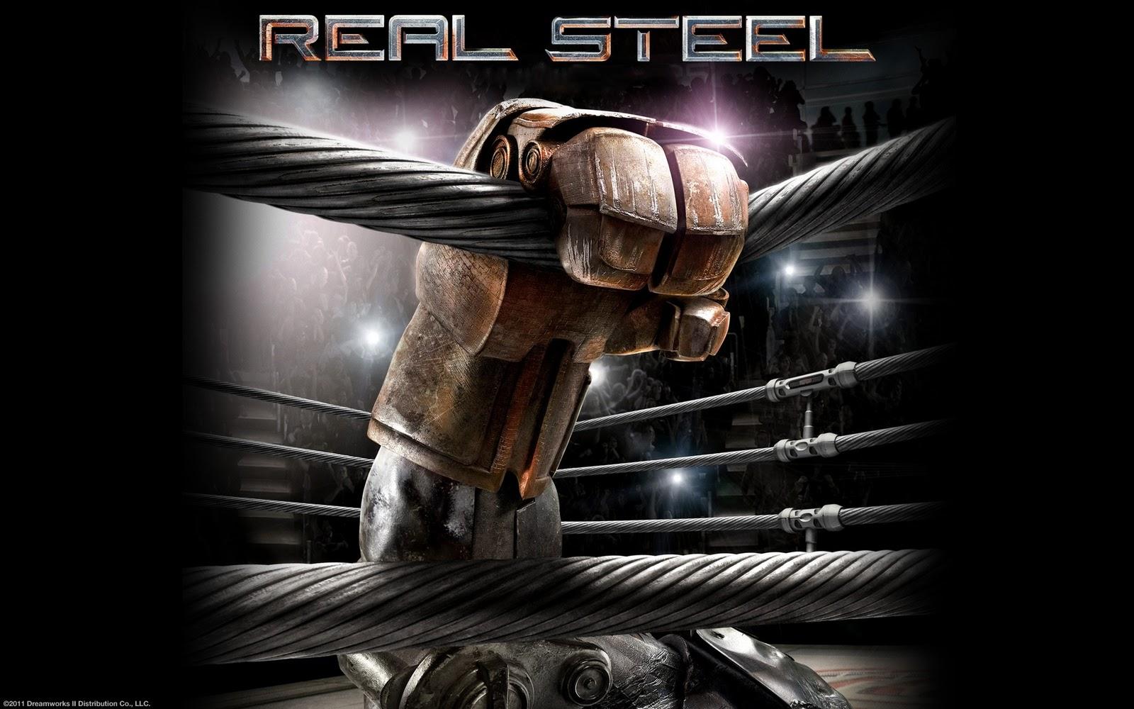 Wallpapers de la pelicula Real Steel en HD DragonXoft 1600x1000