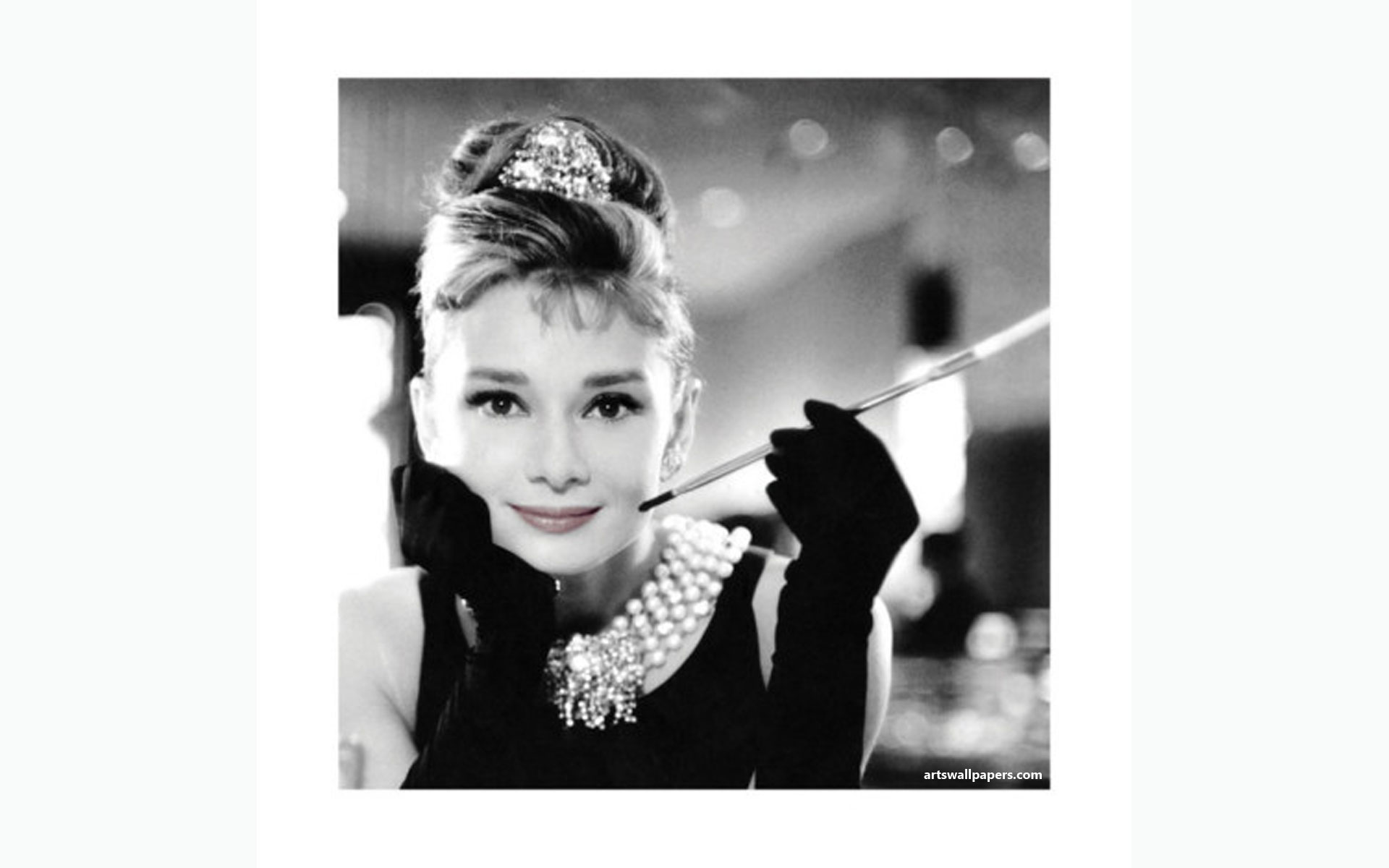 Audrey Hepburn Wallpapers 1920x1200