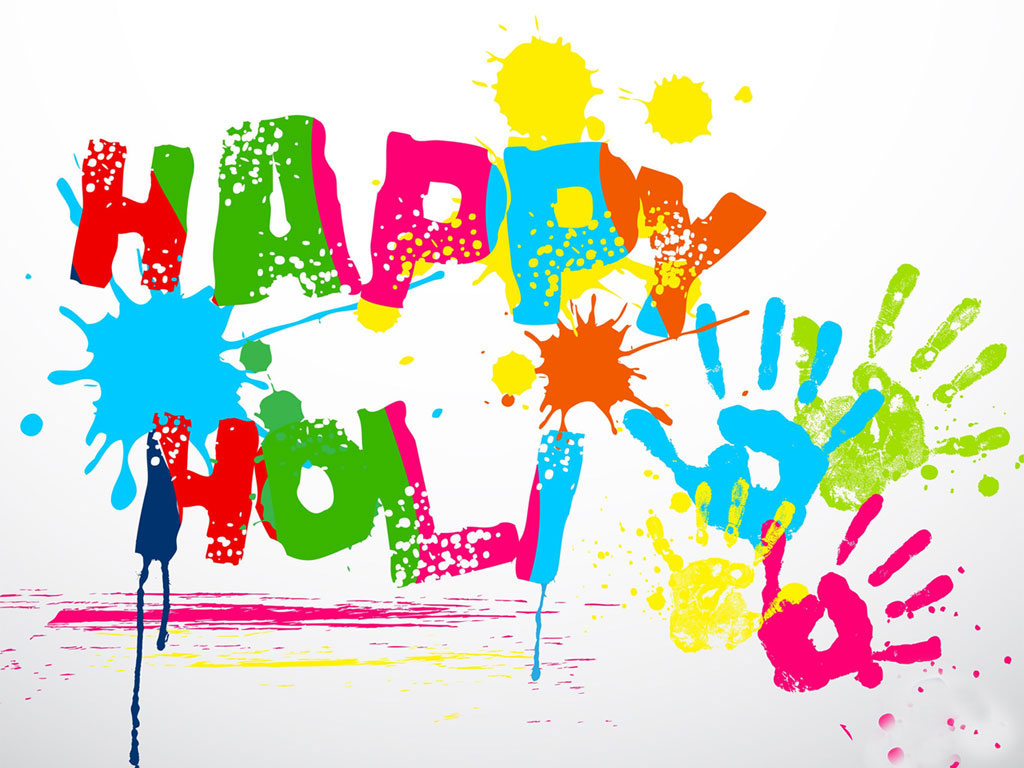 Happy Holi Wishes   Holi SMS Quotes Holi Wallpapers 1024x768