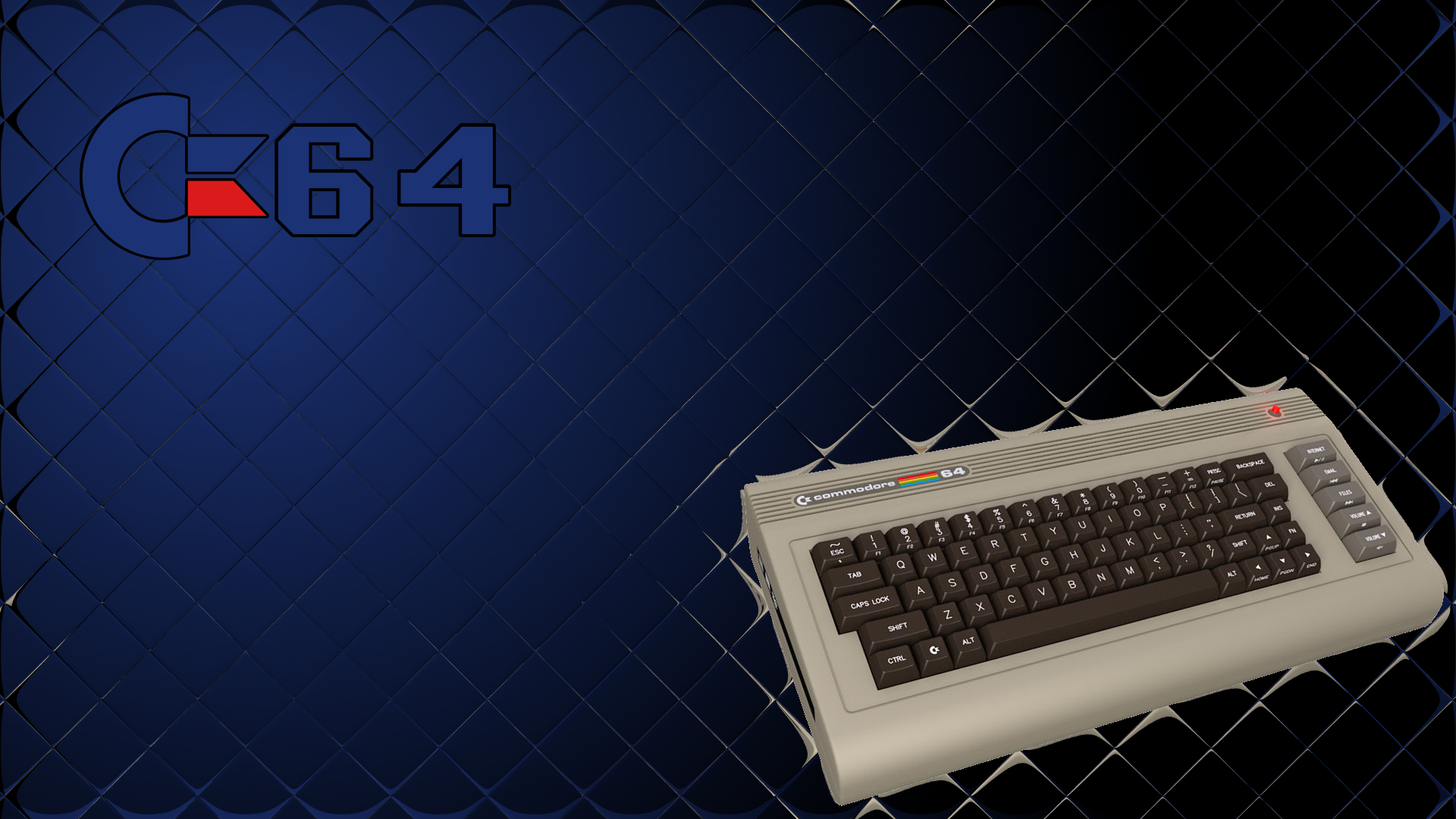 33 Years of C64 Wallpaper by WAtheAnum 1920x1080