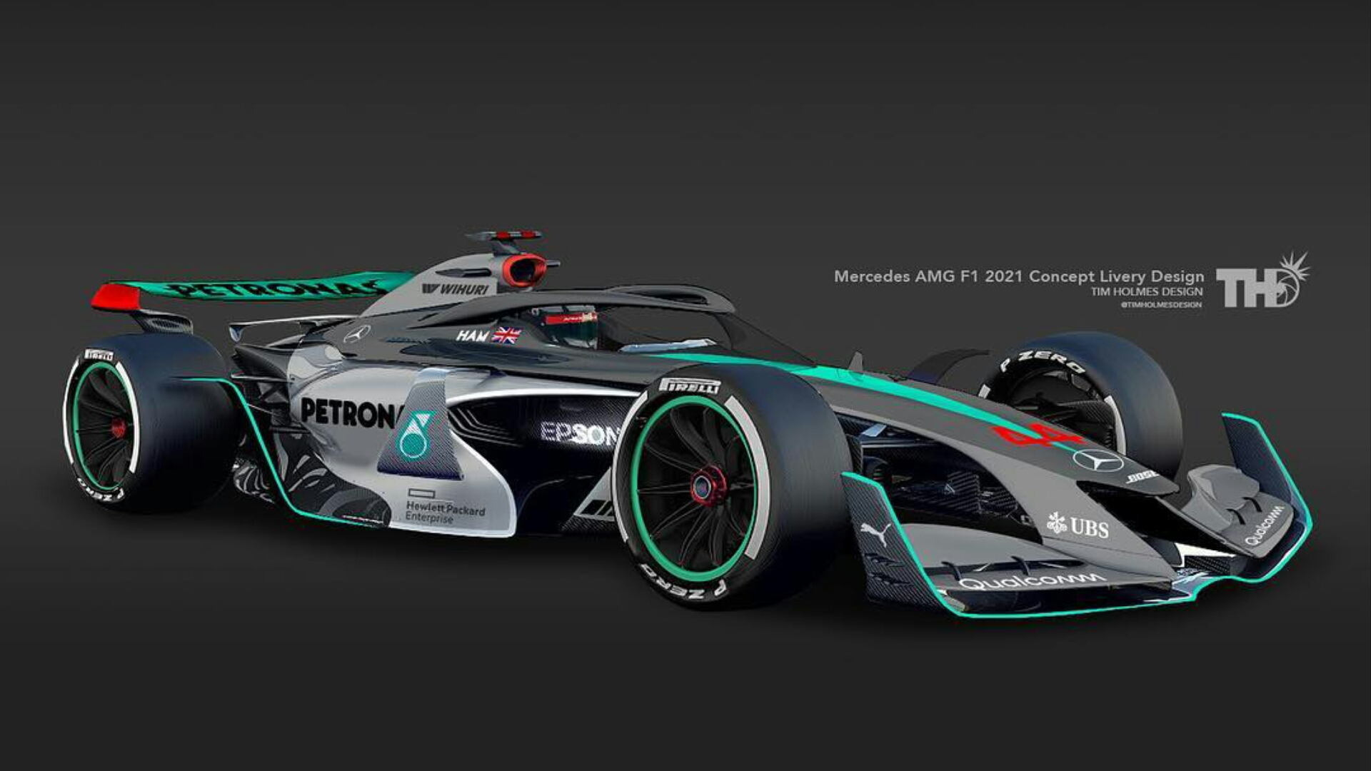 What do you think about the 2021 F1 cars formula1 1920x1080