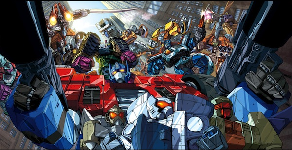 By Kyle Munkittrick On July 6 2011 In Robot Science Fiction 600x308