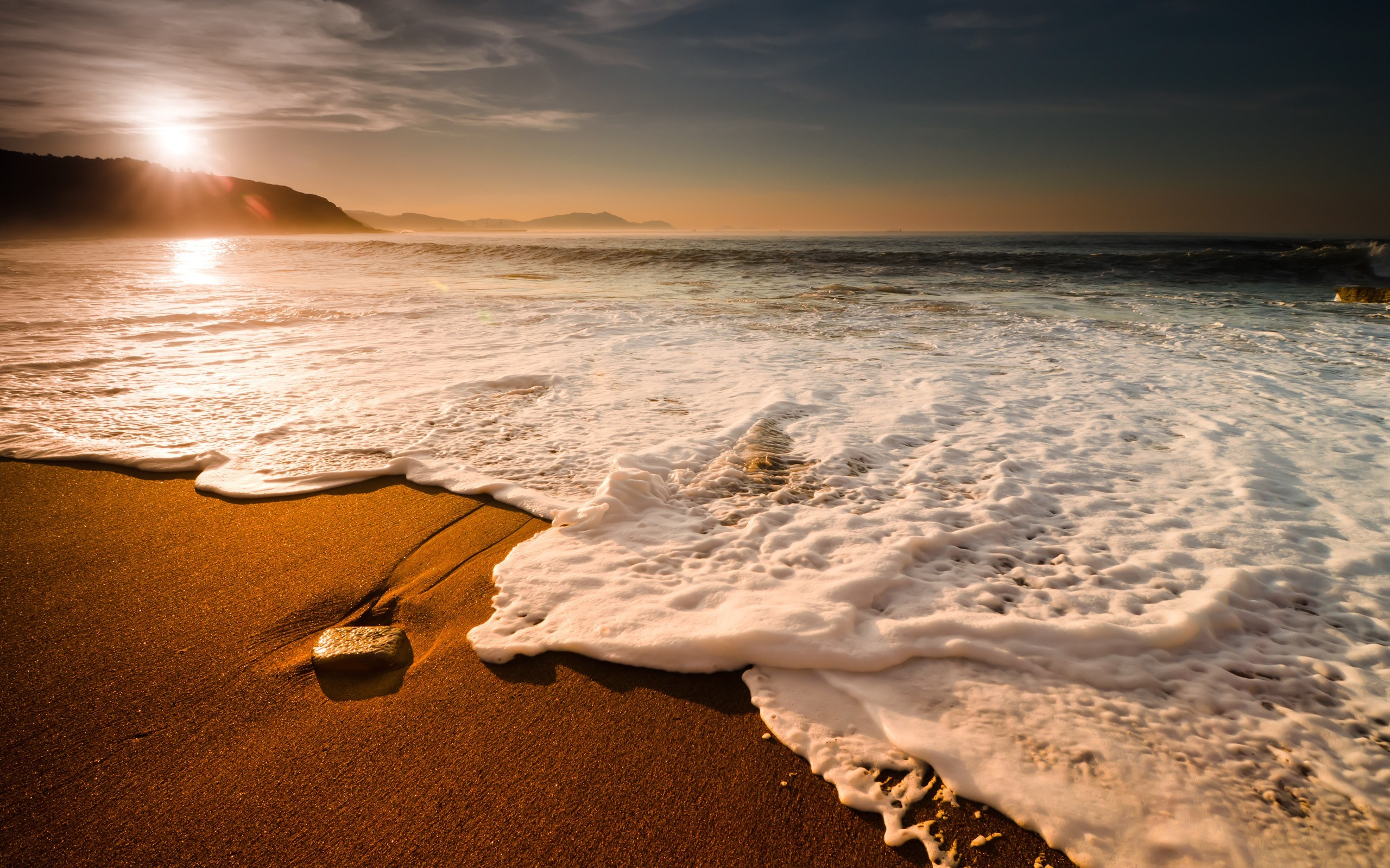 Surf Beach Wallpaper 53 images 2560x1600